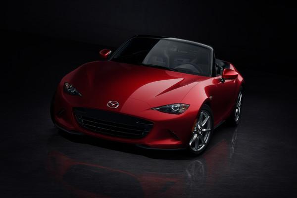 2016 MX-5 © Mazda Motor Corporation