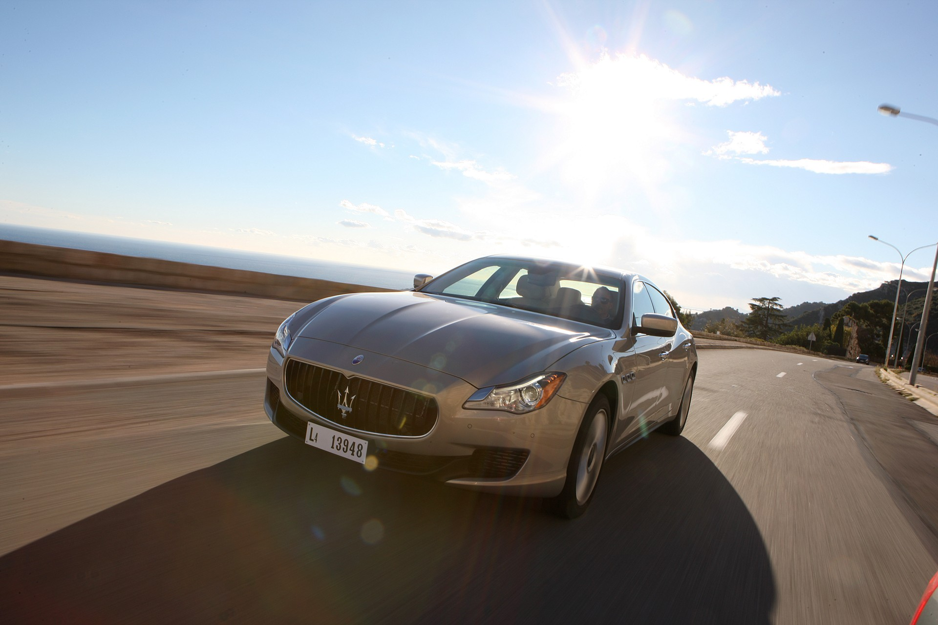 Maserati Quattroporte © FIAT Group