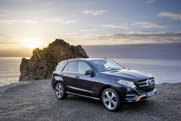 2015 Mercedes-Benz GLE 250 d © Daimler AG