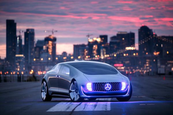 Mercedes-Benz F 015 Luxury in Motion © Daimler AG