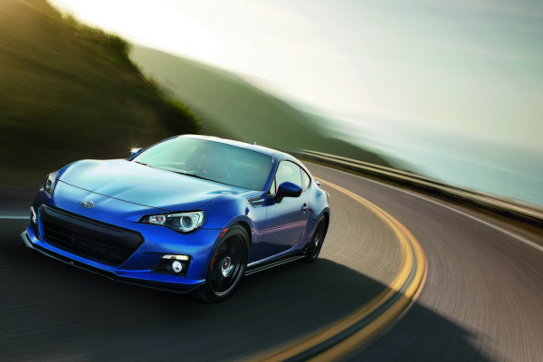 2015 Subaru BRZ © Fuji Heavy Industries