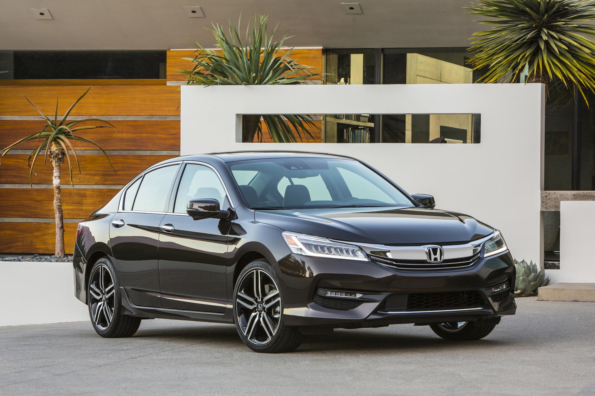 2016 Honda Accord Sedan © Honda Motor Co., Ltd.