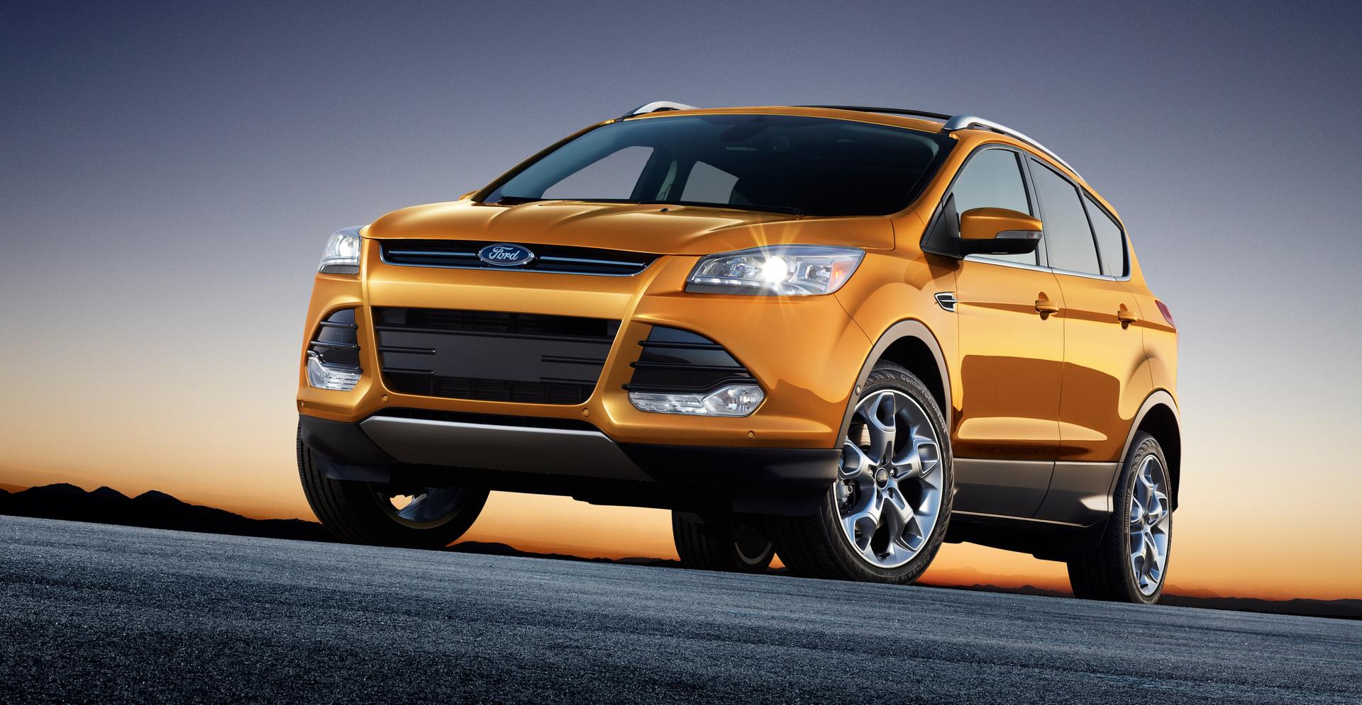 2016 Ford Escape Motor Company