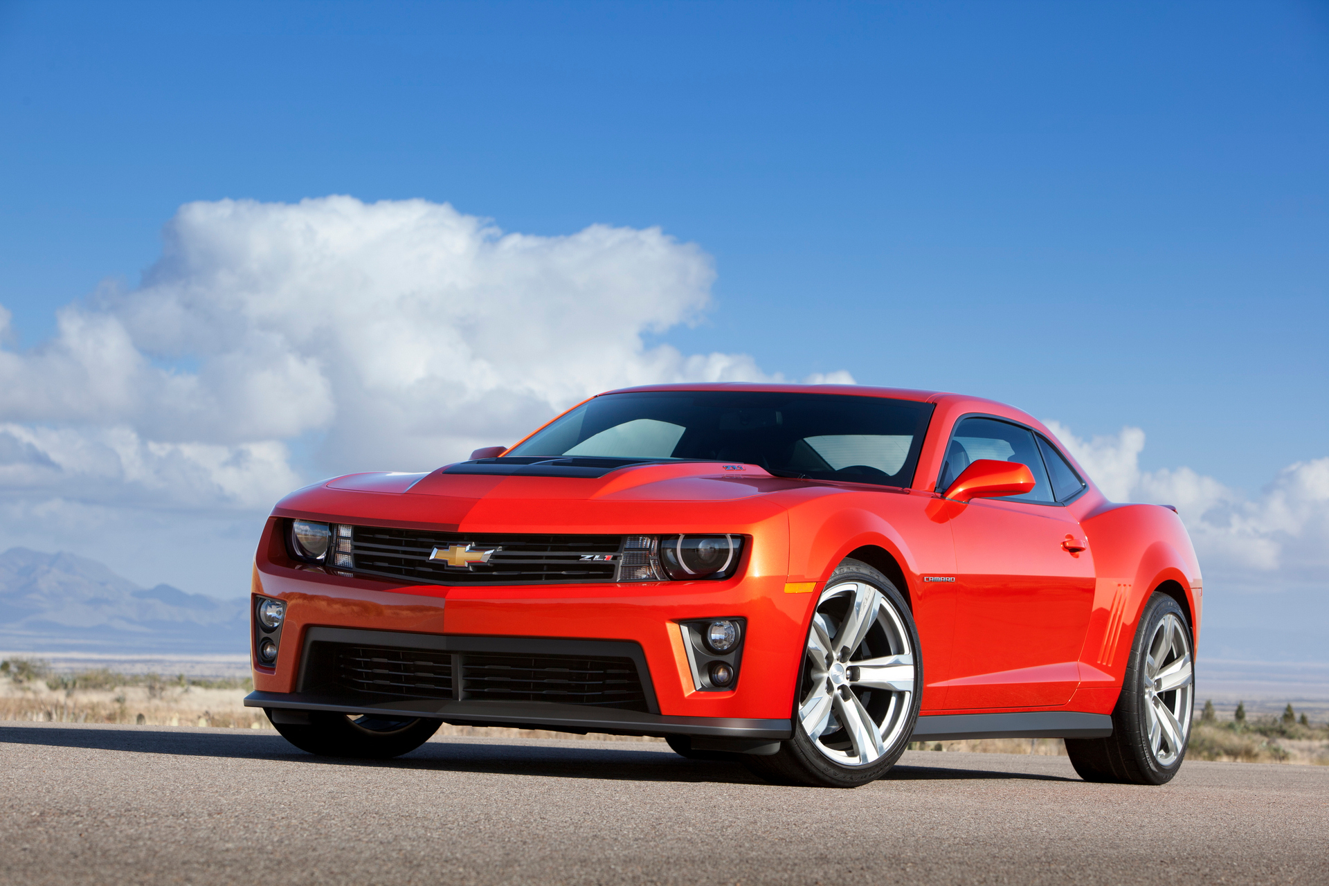 Top 10 Of The Fastest Cars Made In America Carrrs Auto Portal