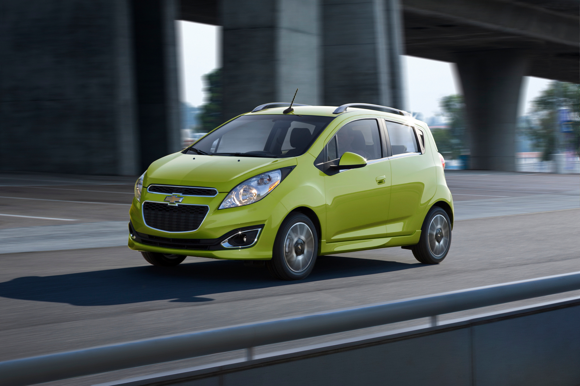 2015 Chevrolet Spark © General Motors