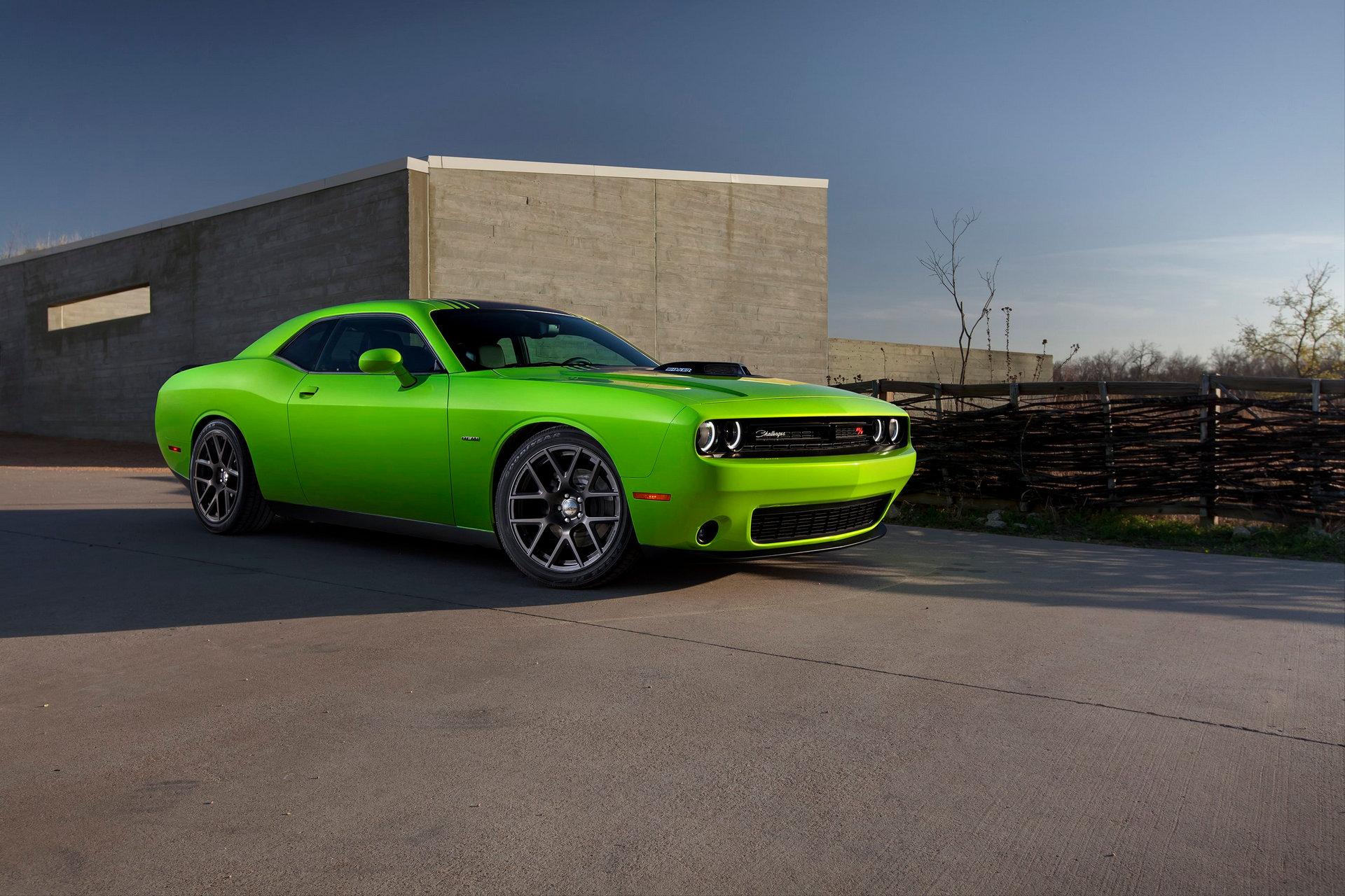 2015 Dodge Challenger © Chrysler Group LLC