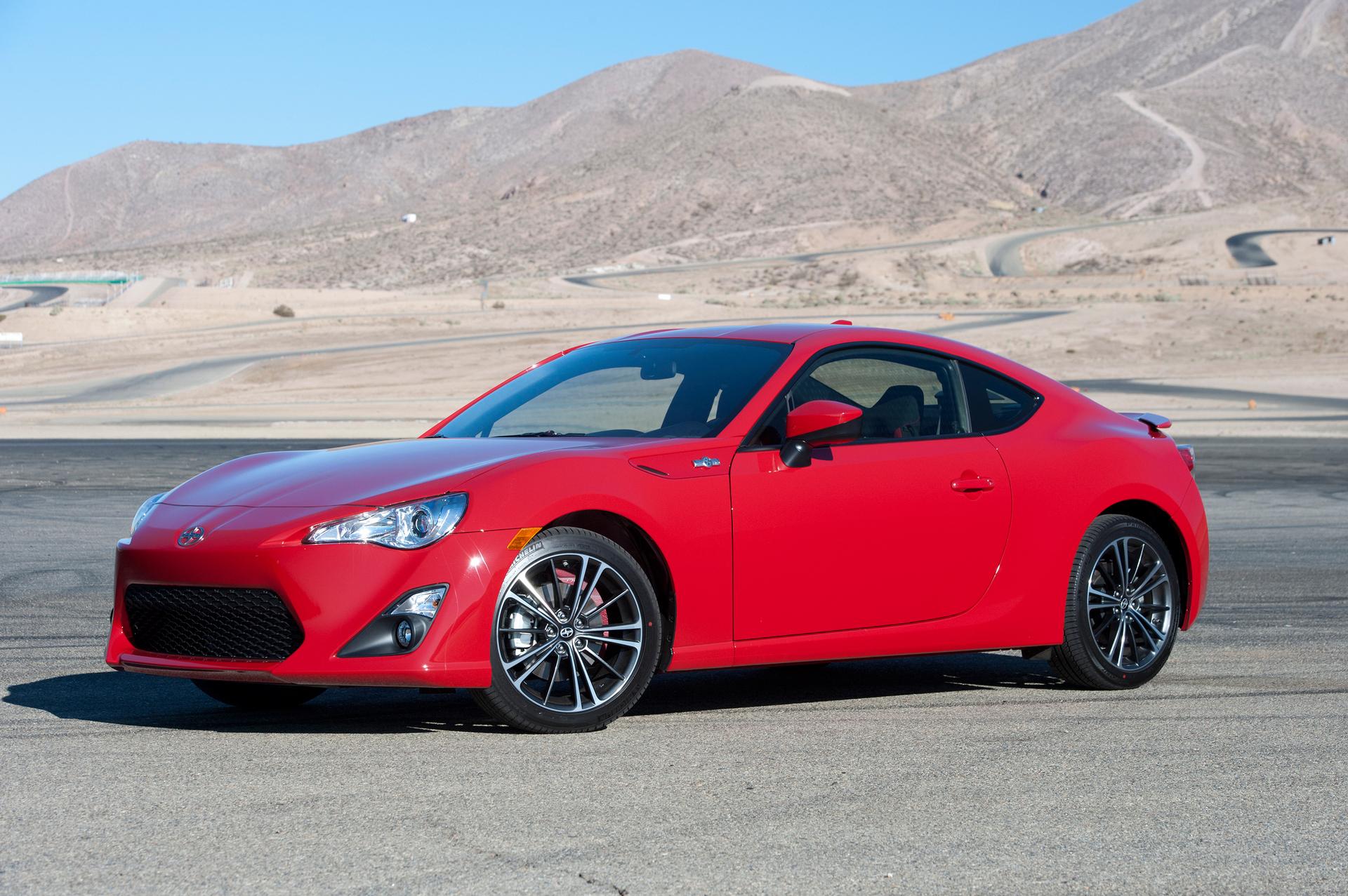 2015 Scion FRS © Toyota Motor Corporation