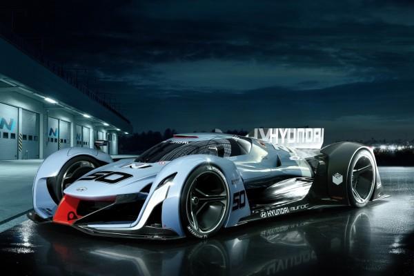 N 2025 Vision Gran Turismo Concept © Hyundai Motor Company