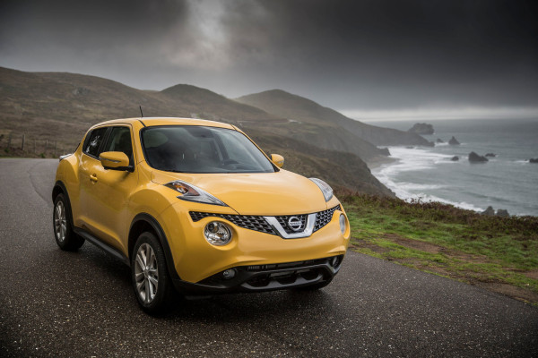 2015 Nissan Juke © Nissan Motor Co., Ltd.
