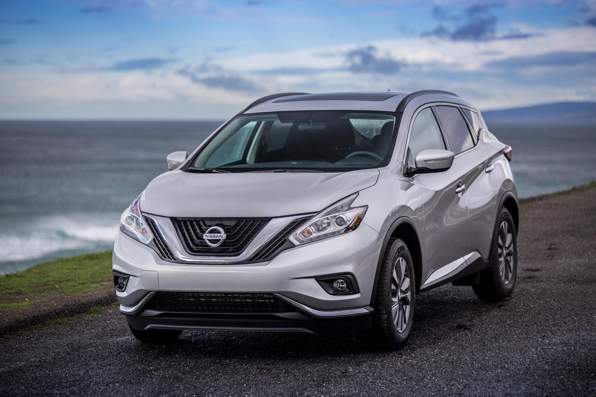 2015 Nissan Murano © Nissan Motor Co., Ltd.