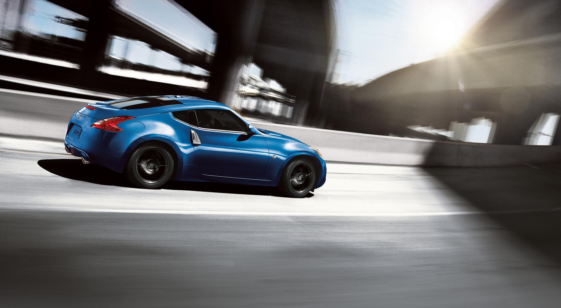 2015 Nissan 370Z Coupe © Nissan Motor Co., Ltd.