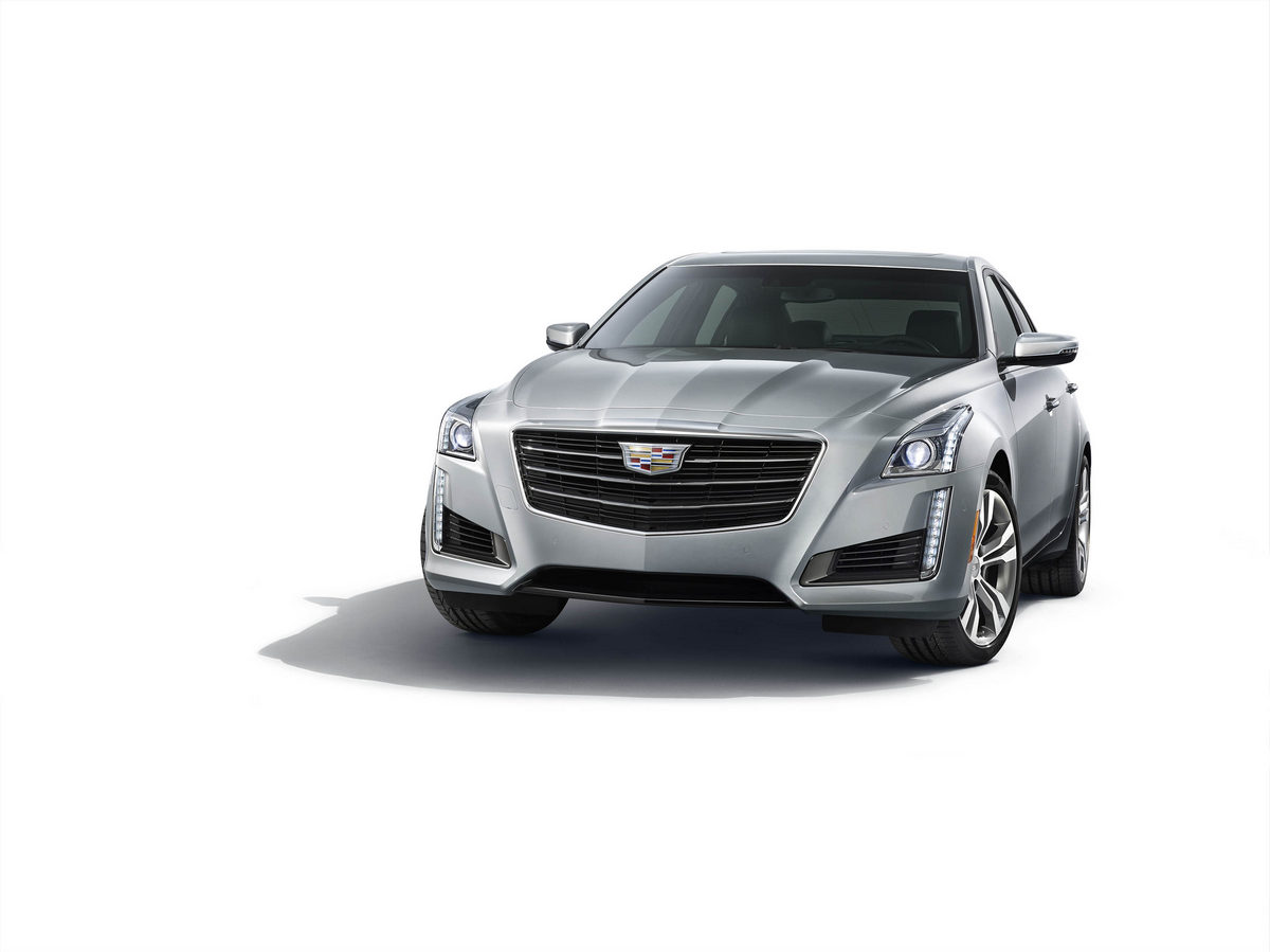 2016 Cadillac Cts Sedan Review Carrrs Auto Portal