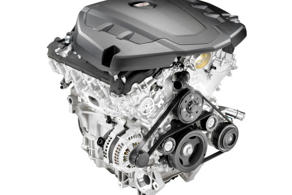 The all-new 3.6L V6 for the Cadillac ATS, CTS, CT6 and upcoming XT5 features cylinder deactivation, direct injection and stop/start technology. The 3.6L was selected by WardsAuto as one of the 10 Best Engines in the industry for 2016 © General Motors