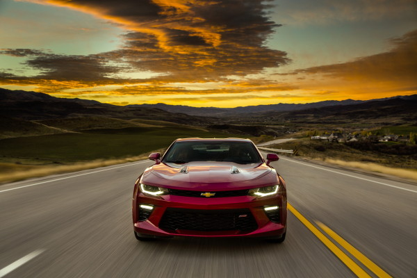 2016 Chevrolet Camaro © General Motors Company