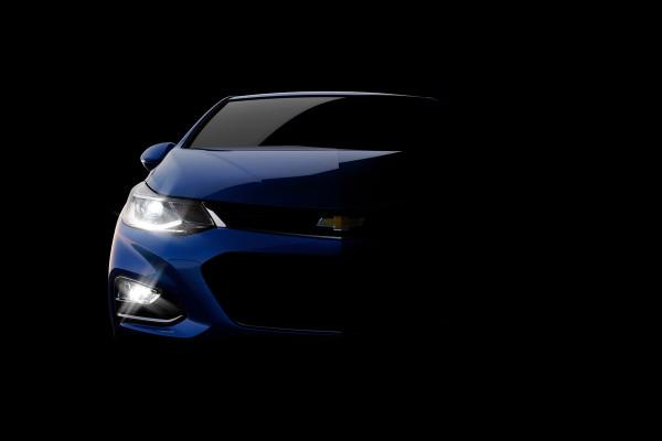 2016 Chevrolet Cruze © General Motors
