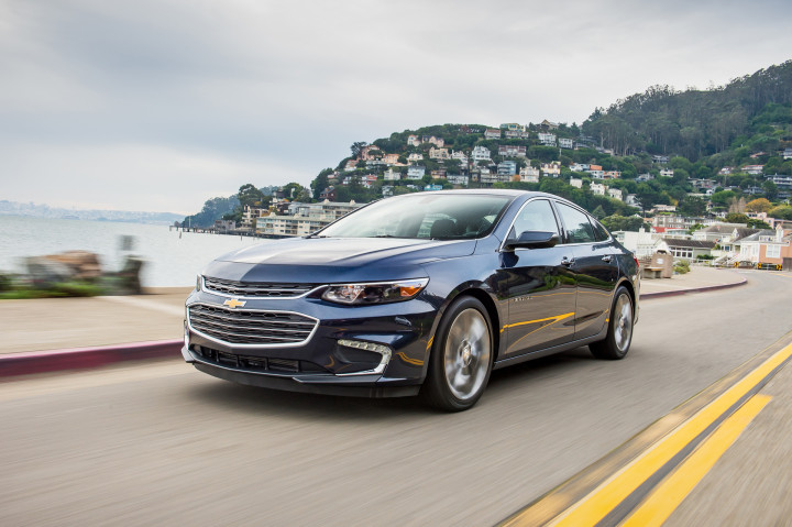 Best Midsize Cars for 2016-2017