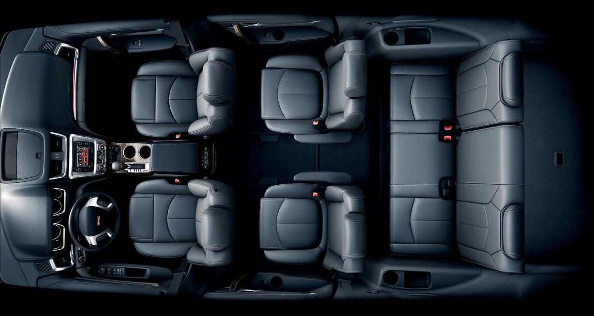 2016 GMC Acadia © General Motors