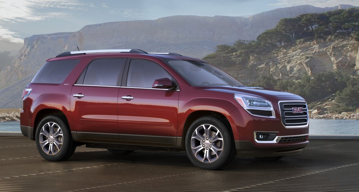 2016 gmc acadia acadia denali review carrrs auto portal. Black Bedroom Furniture Sets. Home Design Ideas