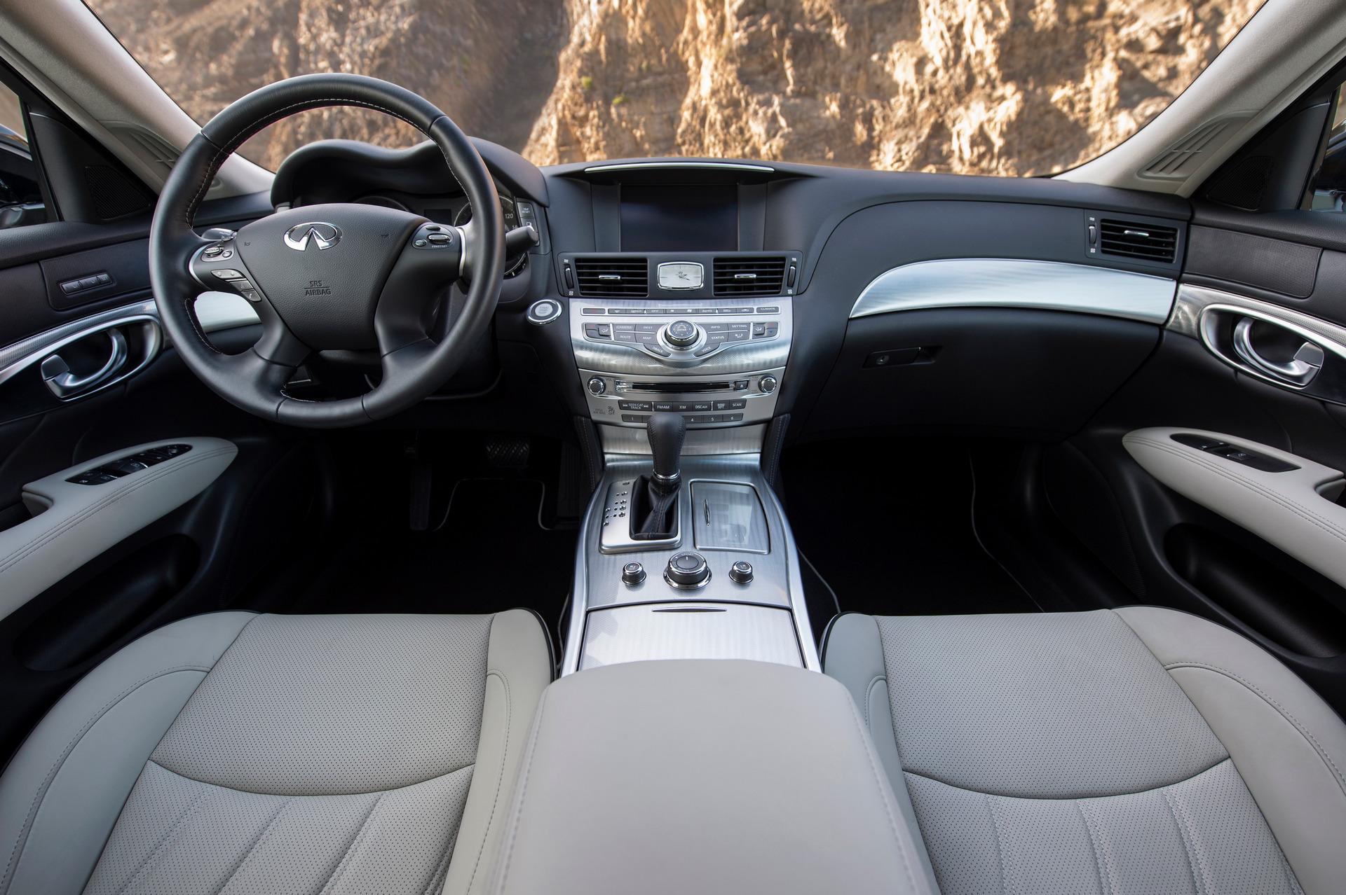 2016 Infiniti Q70 Premium Select Edition © Nissan Motor Co., Ltd.