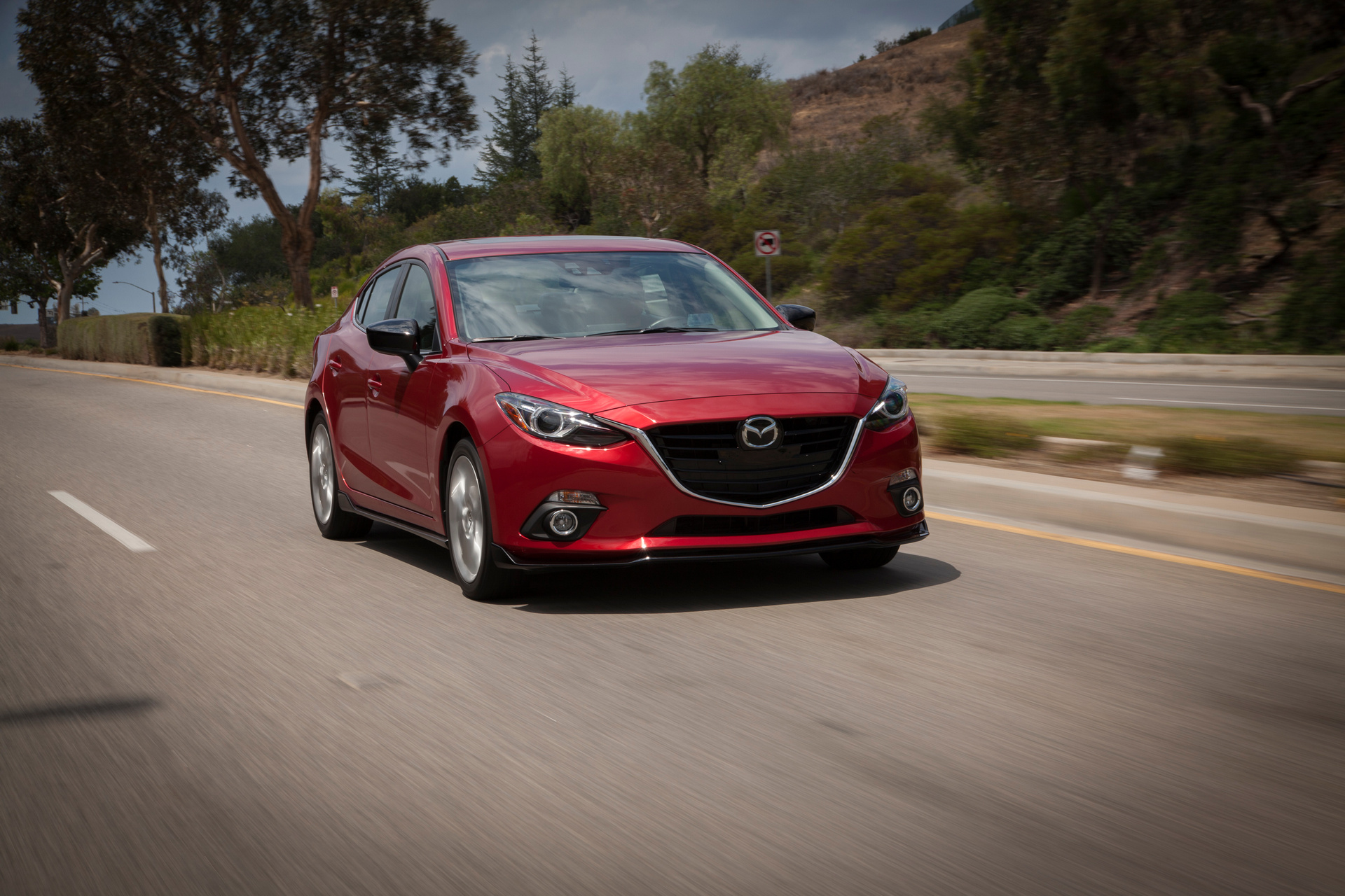2016 Mazda3 © Mazda Motor Corporation