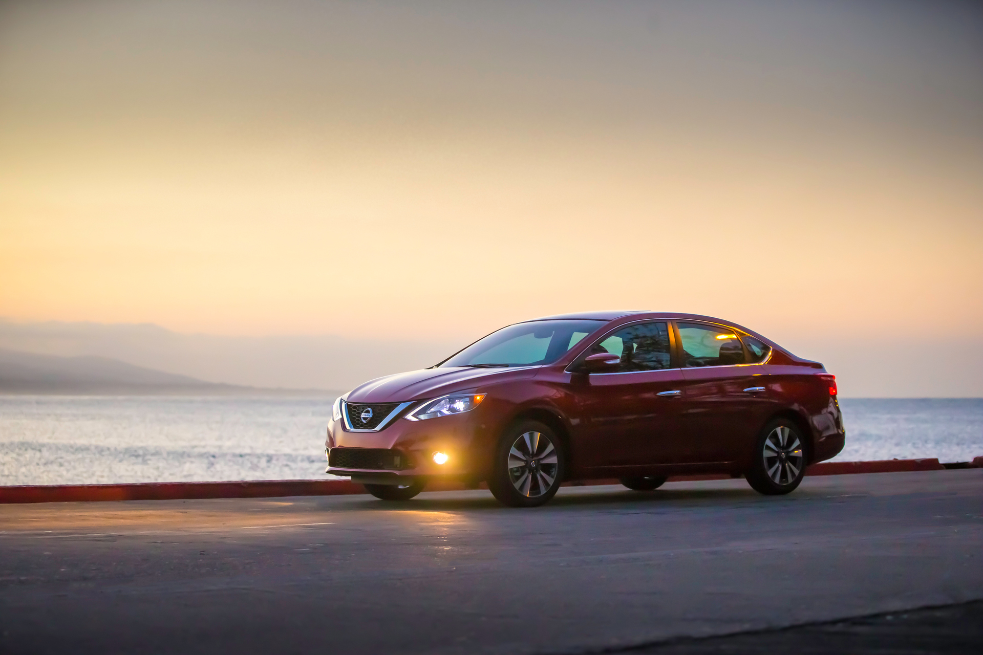 2016 Nissan Sentra © Nissan Motor Co., Ltd.