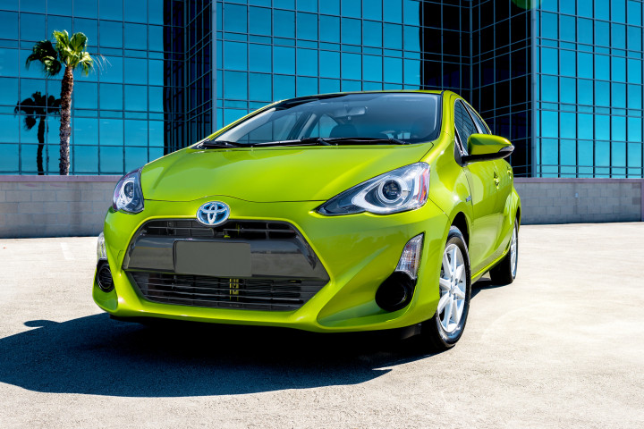 2016 Toyota Prius c © Toyota Motor Corporation