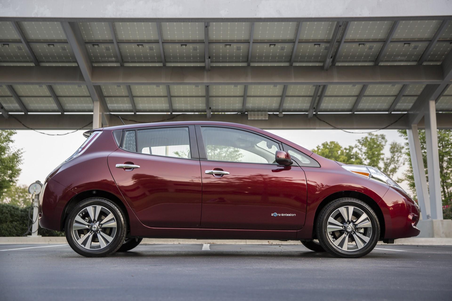 2016 Nissan LEAF © Nissan Motor Co., Ltd.