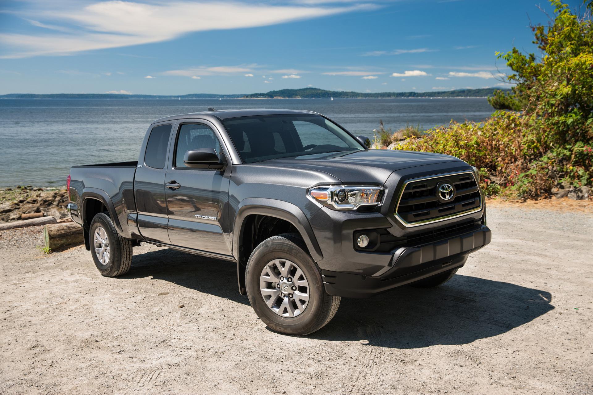 2016 Toyota Tacoma © Toyota Motor Corporation