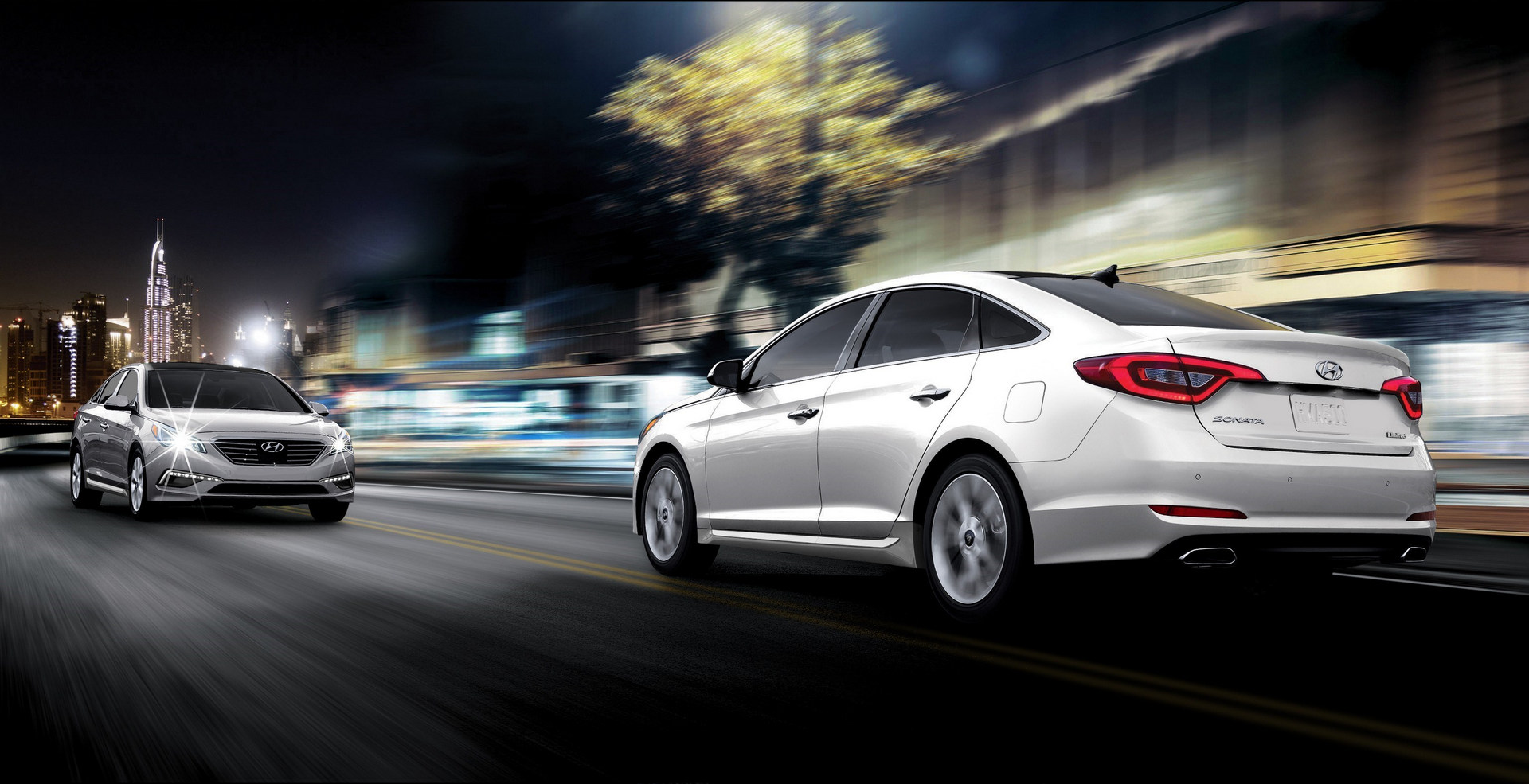 2016 Hyundai Sonata © Hyundai Motor Company