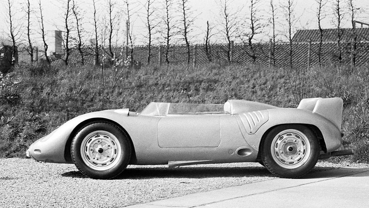 718 RSK Spyder © Dr. Ing. h.c. F. Porsche AG