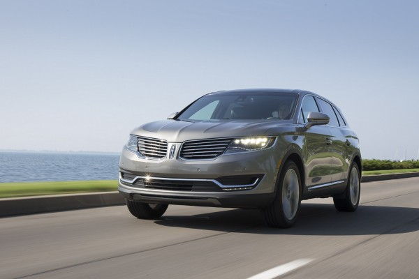 2016 Lincoln MKX © Ford Motor Company
