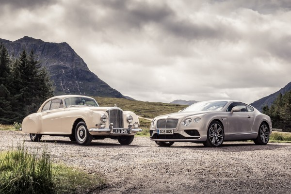Bentley Continental: Evolution of an Icon © Volkswagen AG