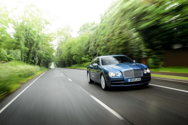 Bentley Flying Spur V8 © Volkswagen Group