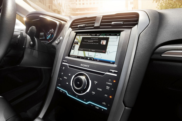 Ford offers Apple Siri® Eyes-Free to millions of vehicles globally through SYNC® software update © Ford Motor Company