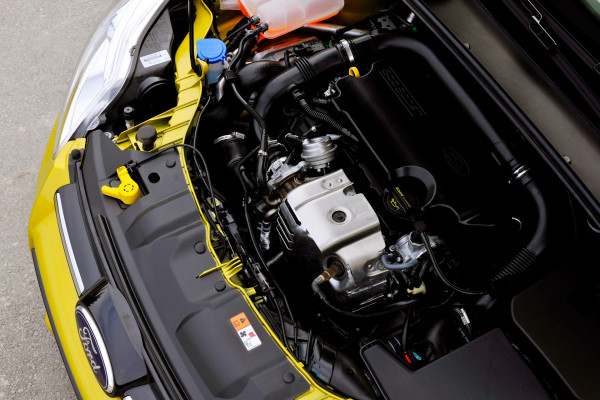 Ford Focus 1.0-litre EcoBoost © Ford Motor Company