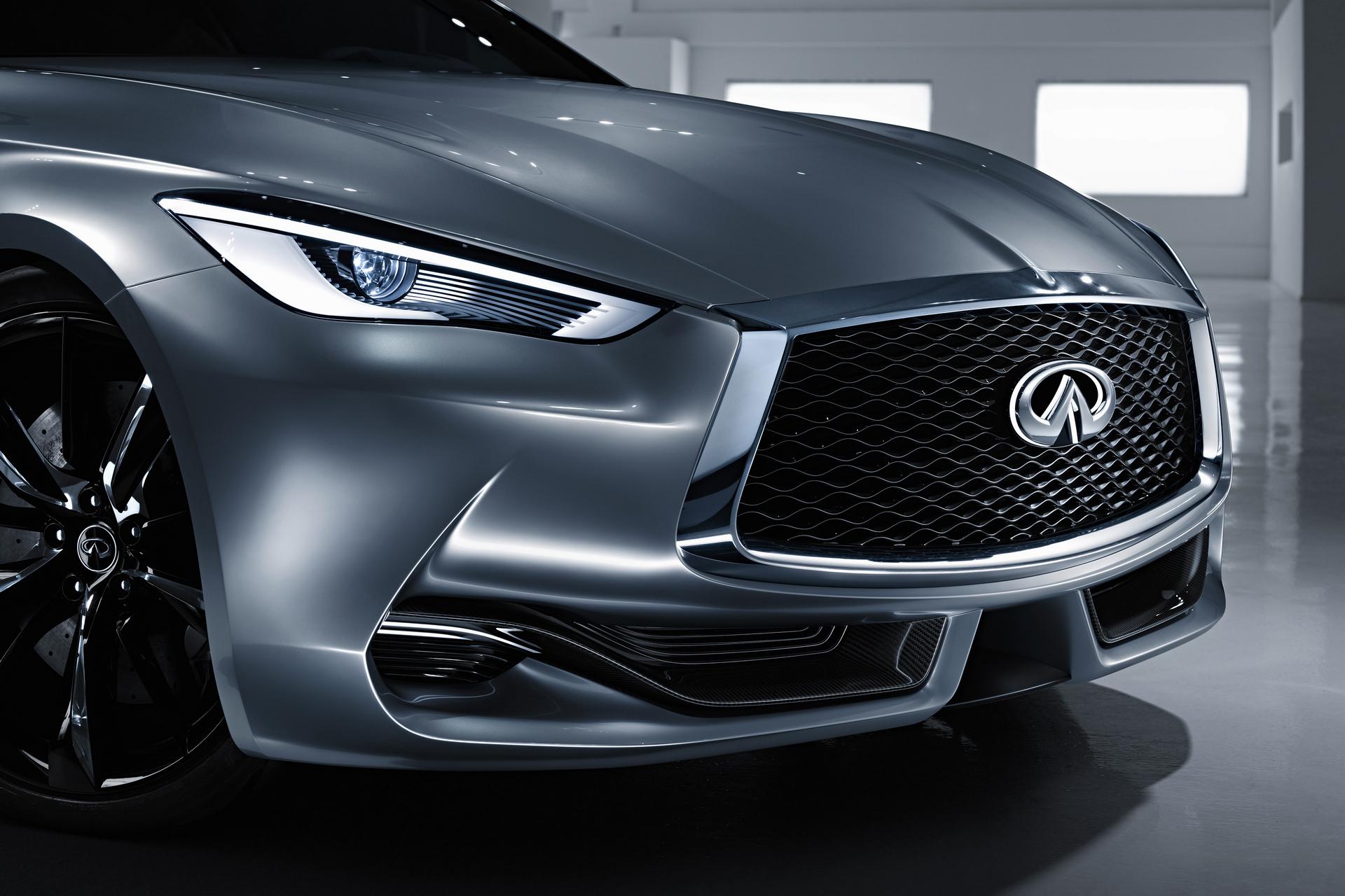 Infiniti Q60 Concept © Nissan Motor Co., Ltd.