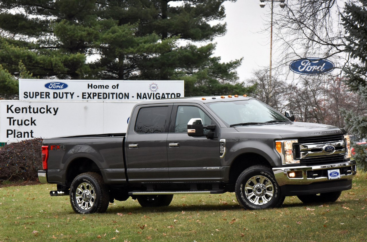 Kentucky Truck Investment © Ford Motor Company
