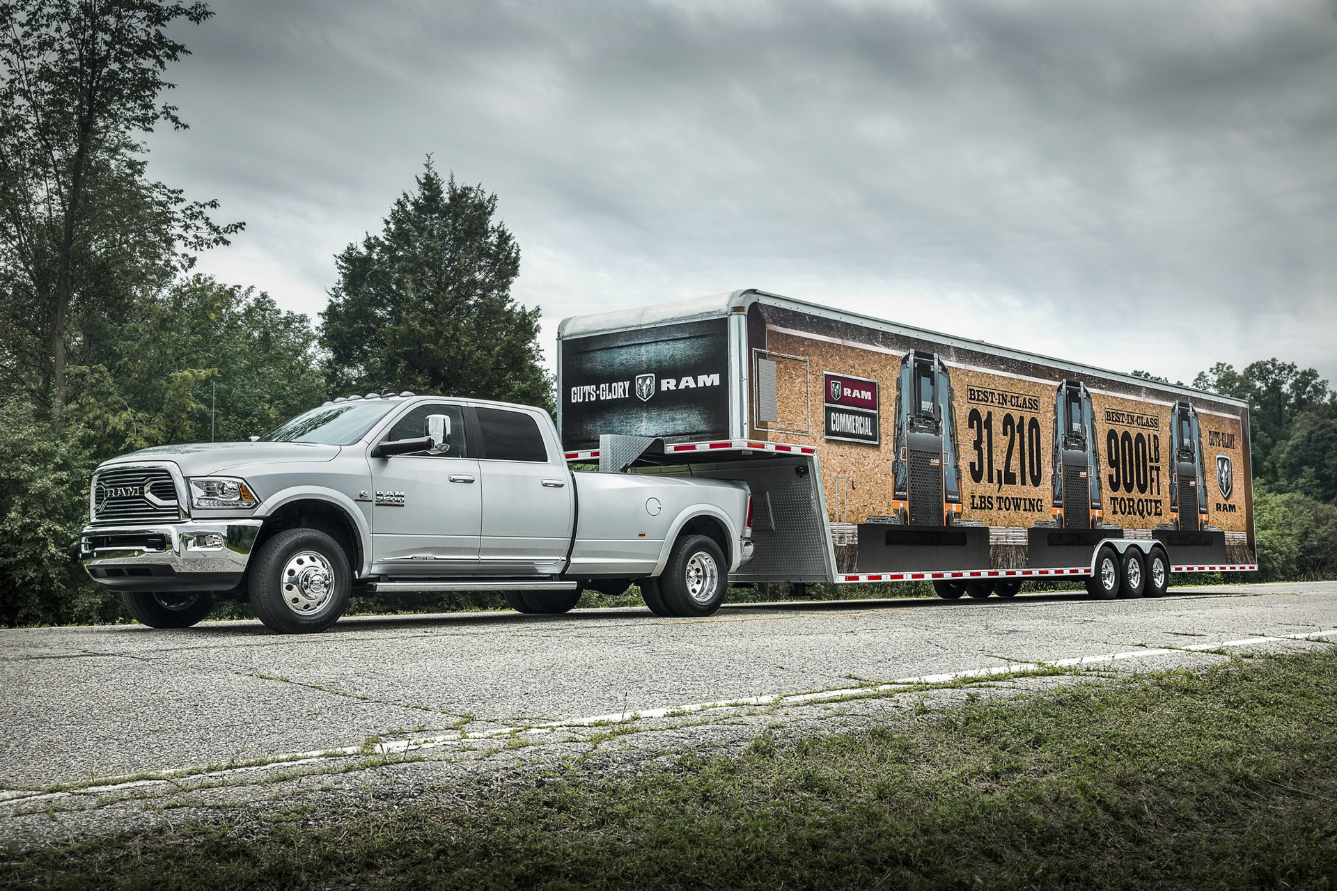 2015 ram 3500 towing capacity pdf