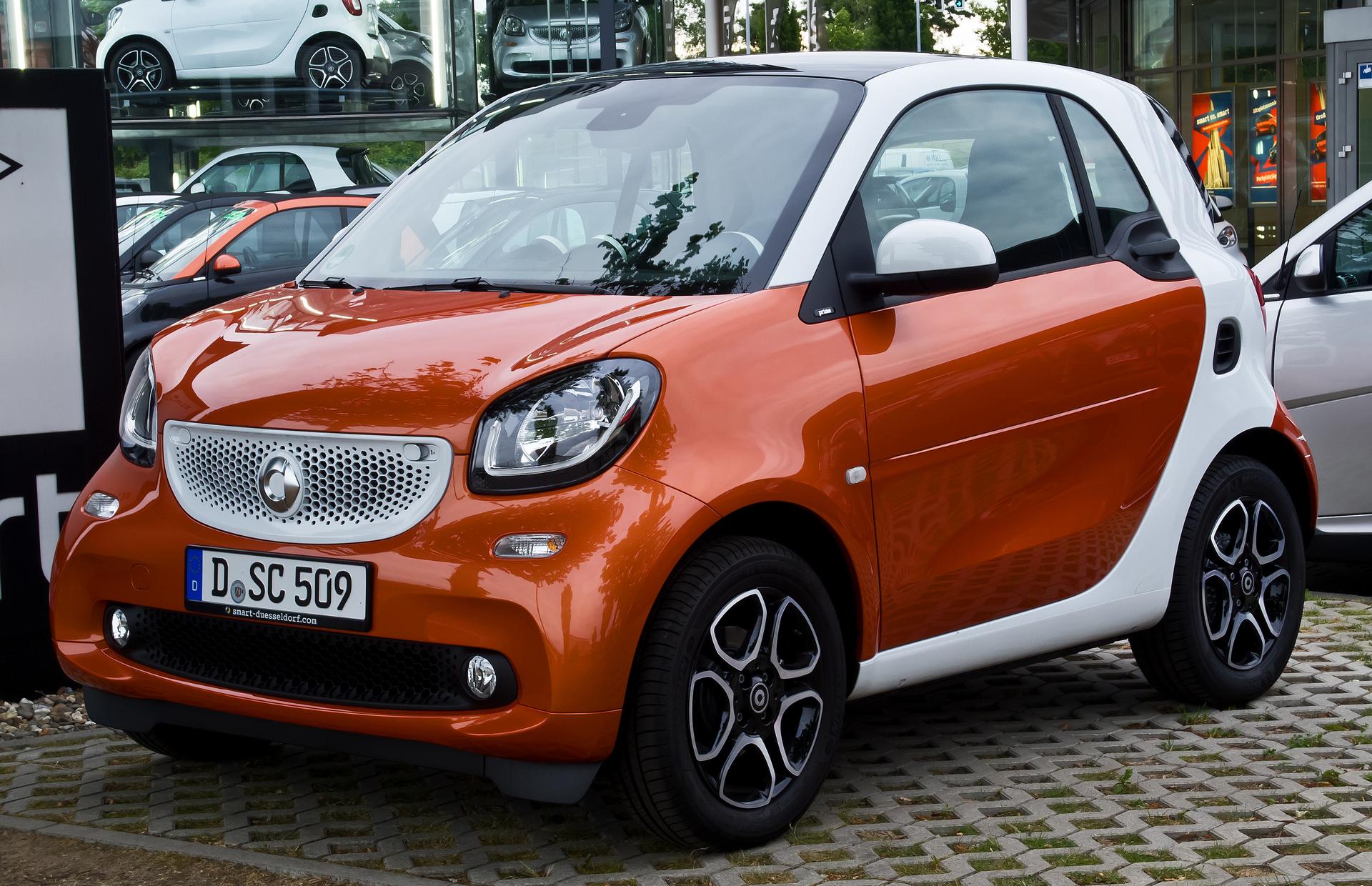 Smart Fortwo © Daimler AG