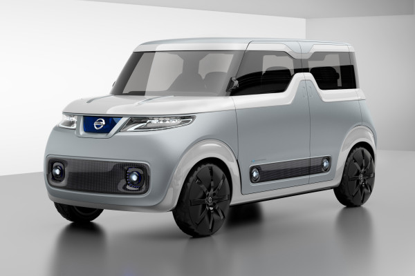 Nissan Teatro for Dayz Concept © Nissan Motors