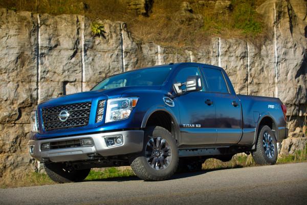 5.6-liter Endurance® V8 Gasoline Engine to Power Nissan TITAN and TITAN XD © Nissan Motor Co., Ltd.