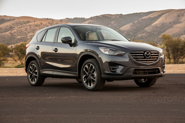 2016 Mazda CX-5, Mazda3 and Mazda6 Awarded IIHS Top Safety Pick+ Honors © Mazda Motor Corporation