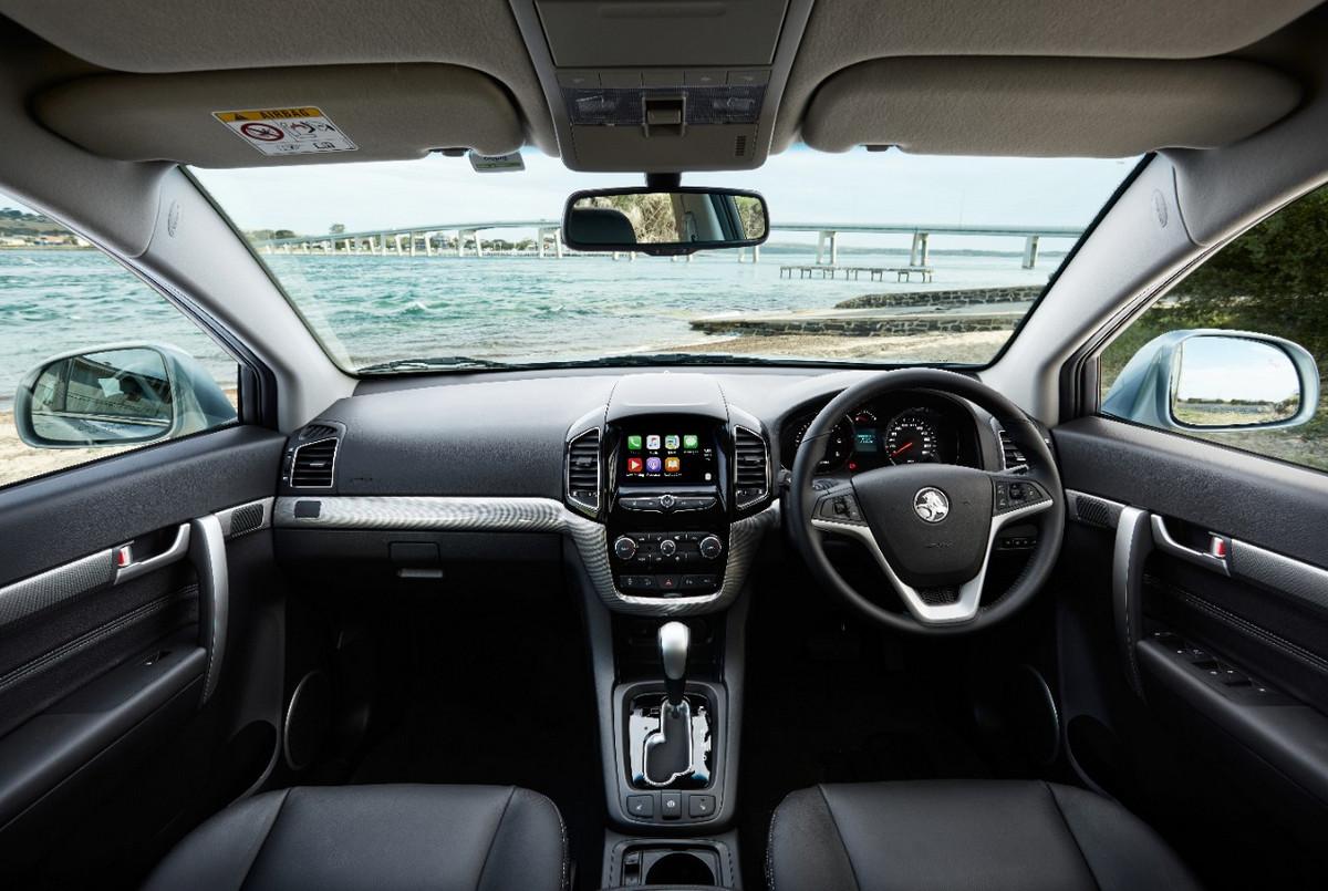 2016 Holden Captiva © General Motors