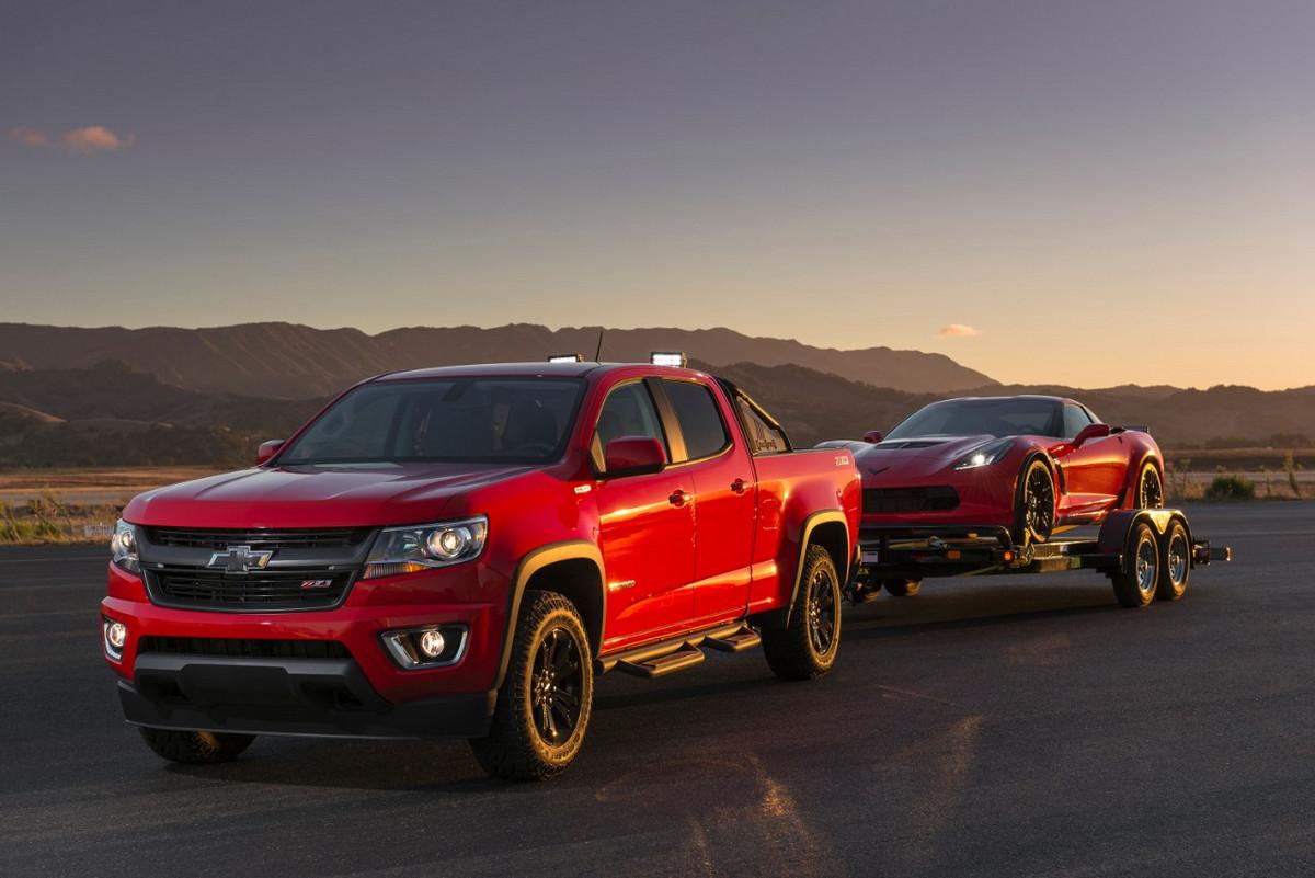 Chevrolet Colorado Diesel America S Most Fuel Efficient
