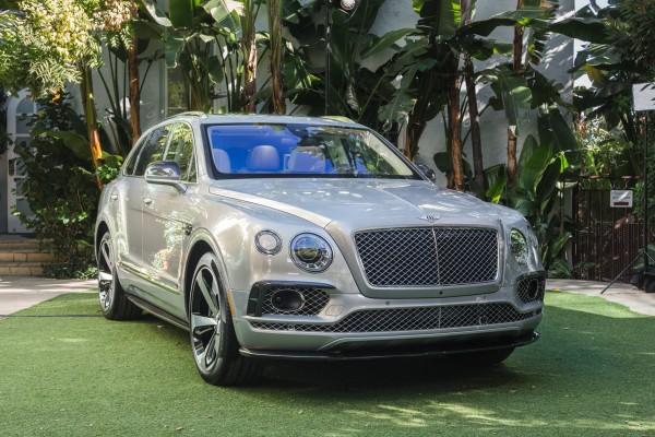 Bentley debuts Bentayga First Edition © Volkswagen Group