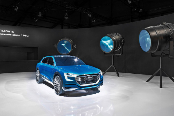 Audi at Design Miami: Into an Electric Future © Volkswagen Group