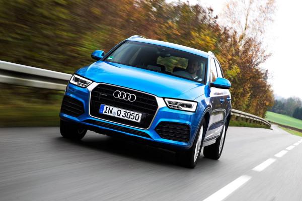 2016 Audi Q3 © Audi AG