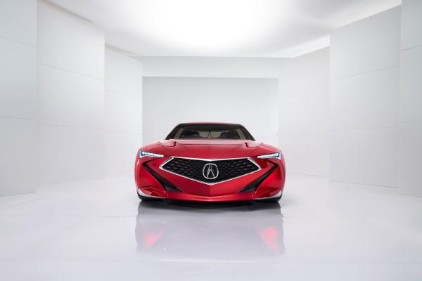 2016 Acura Precision Concept © Honda Motor Co. Ltd.
