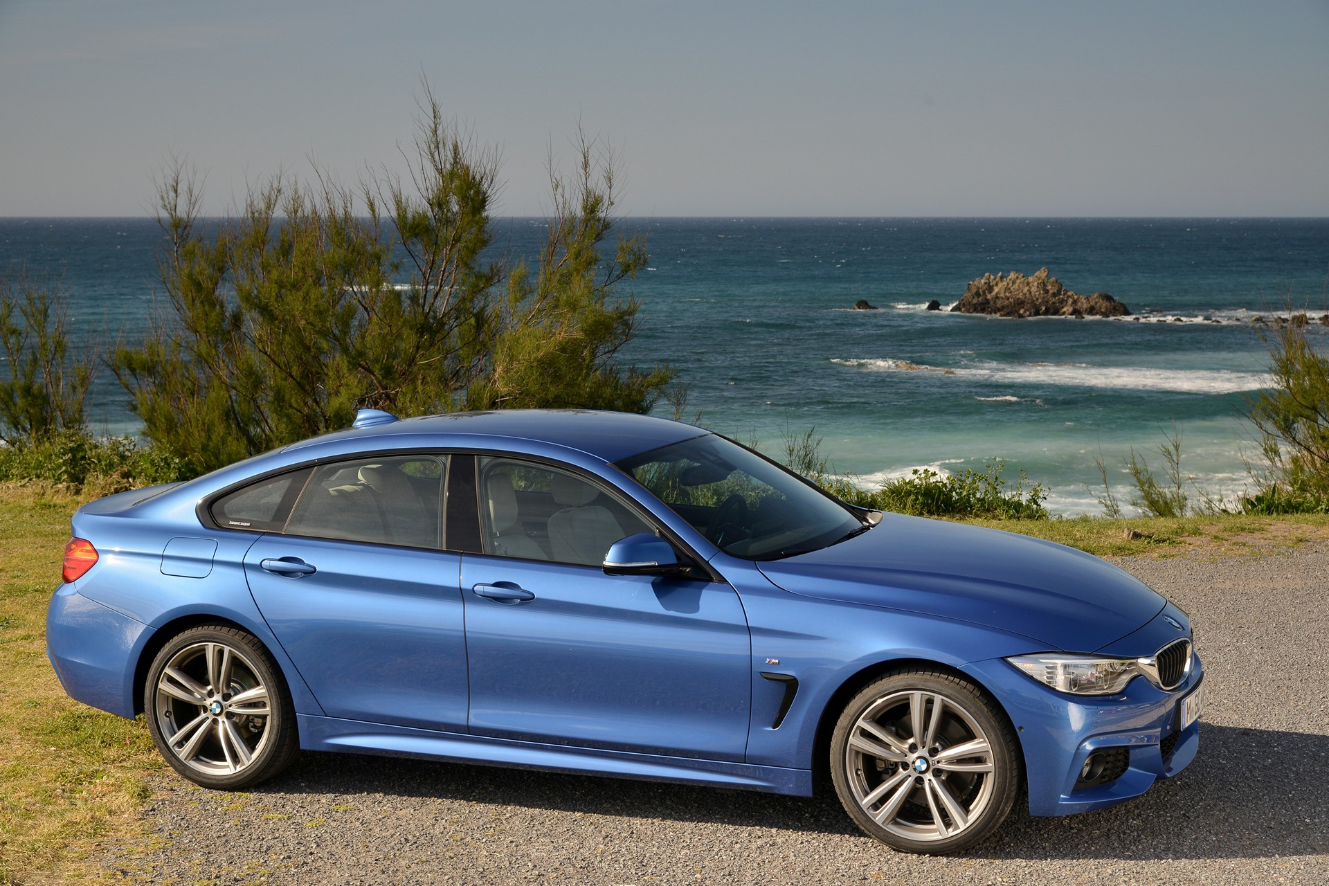 2015 bmw 4 series gran coupe review carrrs auto portal. Black Bedroom Furniture Sets. Home Design Ideas