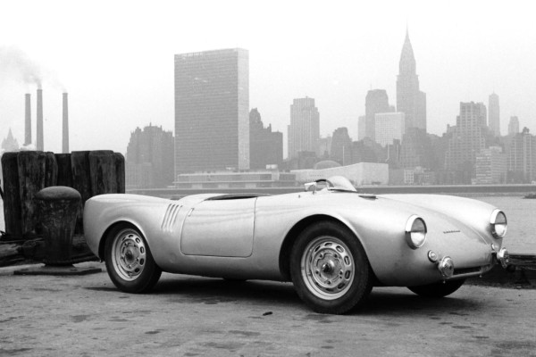 550 Spyder © Dr. Ing. h.c. F. Porsche AG